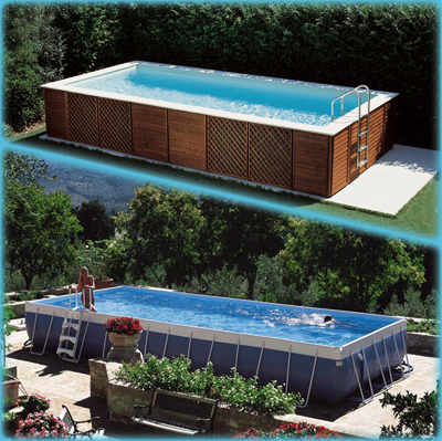 Pamatrex sa piscine enterr e ou hors sol laghetto for Piscine hors sol vaucluse
