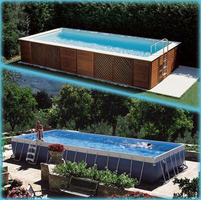 Pamatrex sa piscine enterr e ou hors sol laghetto for Piscine hors sol de qualite