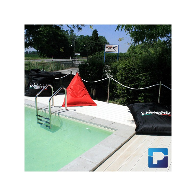 Dolcevitagold 4 x 8m enterrer pamatrex sa piscines for Aspirateur piscine 10m3