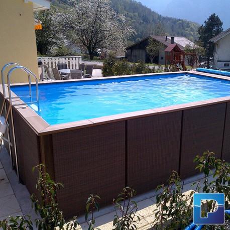 Dolcevitacountry 3 x 6m pamatrex sa piscines laghetto for Aspirateur piscine 10m3
