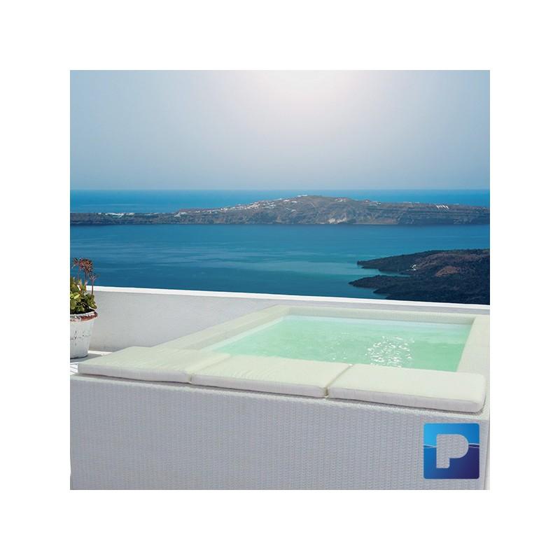 Bain de soleil pour playa pamatrex sa piscines - Bain de soleil pour piscine ...