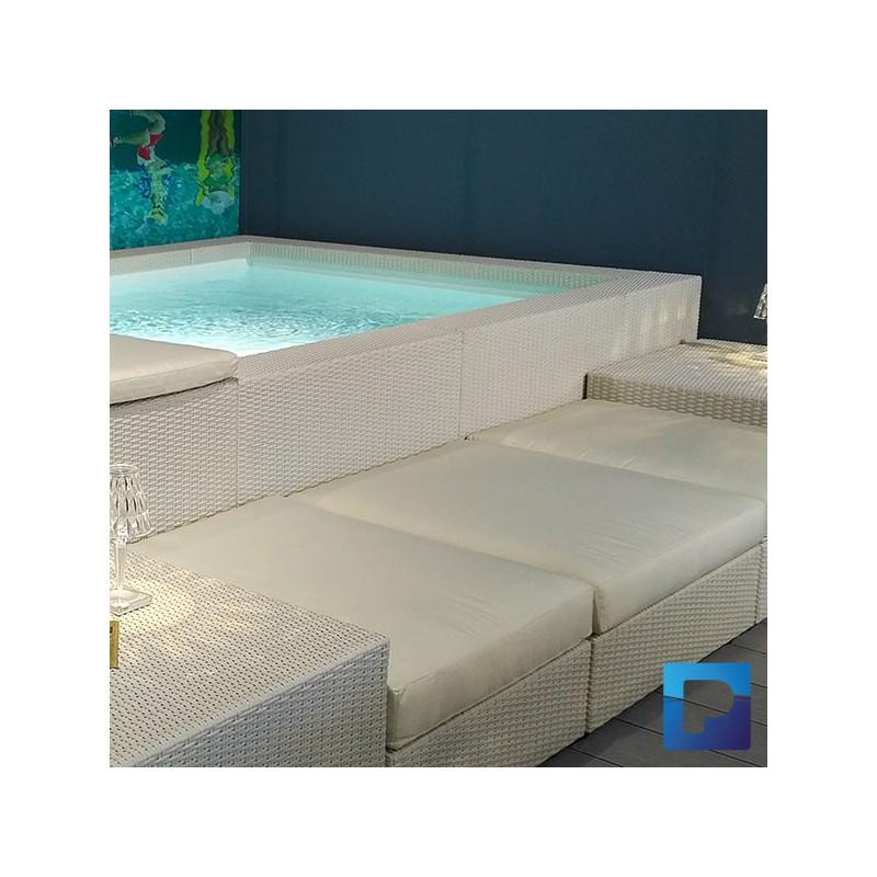 Coussin pour living 73 x 73cm pamatrex sa piscines - Coussin pour piscine ...