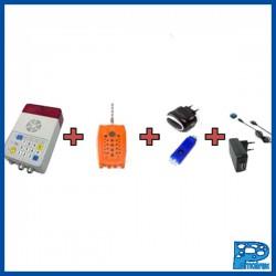 BlueFox - PROFESSIONNAL SET ohne Sensor