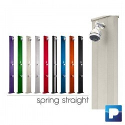 Douche solaire SPRING STRAIGHT