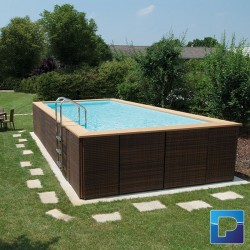 DOLCEVITA GOLD 3,0 x 12,0m hors-sol