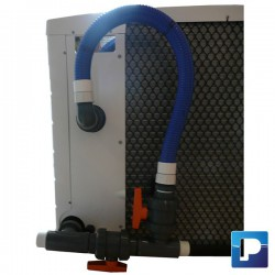 Absperr-Kit zu Wärmepumpe