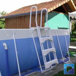 Sicherheits-Leiter zu 1,2m LAGHETTO-Becken