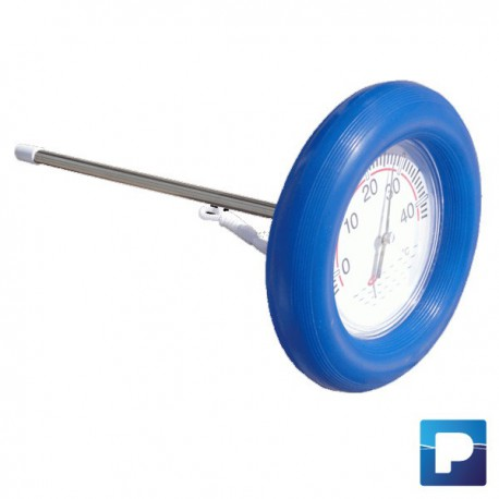 Thermometer Deluxe blau