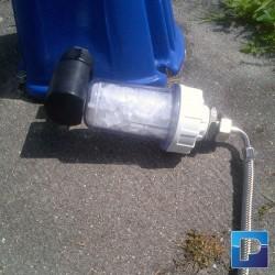 Wasserfilter gegen Kalk