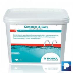 Complete & Easy mit 40% weniger Chlor
