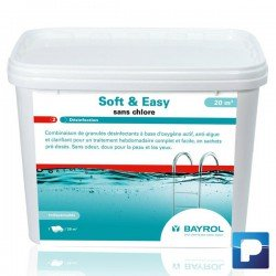 Soft & Easy pour piscine de 30m3