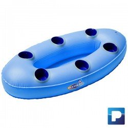 Schwimmende Minibar