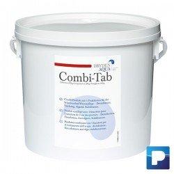 Combi-Tab, 4 Funktionen