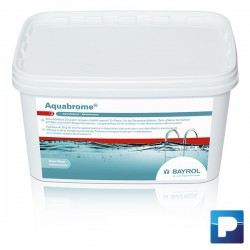 Aquabrome tablettes - 5kg