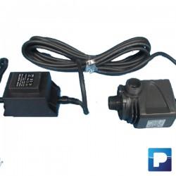 Pumpe zu DEZAI-Filteranlage