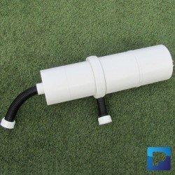 Skimmer mit Filtersack zu H100