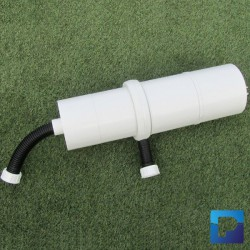 Skimmer mit Filtersack zu OM36
