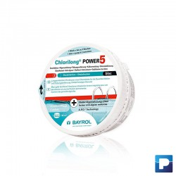 Chlorilong POWER5 Bloc à 0,34kg (Multibloc Mini)