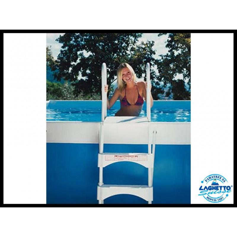 sicherheits leiter zu 1 5m laghetto becken pamatrex sa piscines laghetto suisse. Black Bedroom Furniture Sets. Home Design Ideas